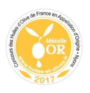 Concours national des Huiles d'Olive de France en Appellation d'Origine 2017