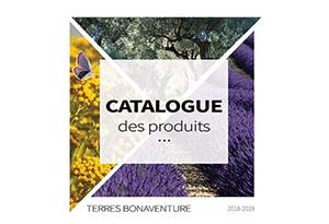 Catalogue terres bonaventure à valensole