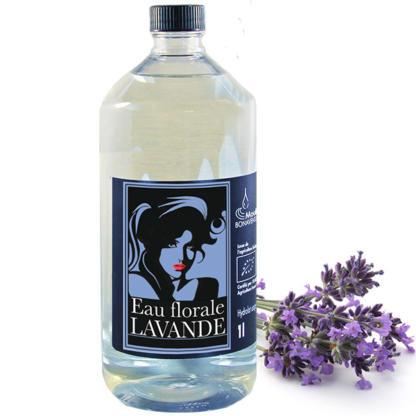 eau florale de lavande bio de valensole en provence