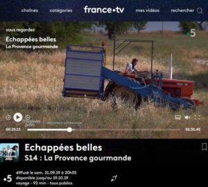 Echappees belles -france 5