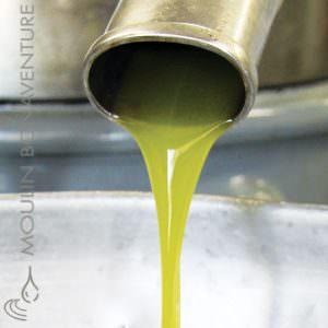Huile d'olive AOP bio