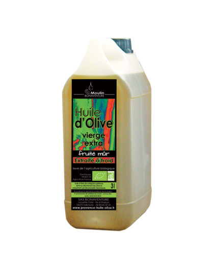 Ripe fruity Olive Oil-3l