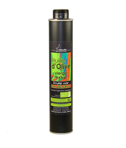 Ripe fruity Olive Oil-50cl