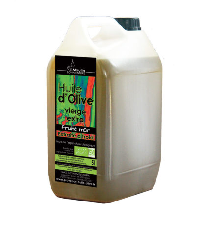 Ripe fruity Olive Oil-5l