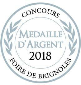 silbermedaille Paris 2018