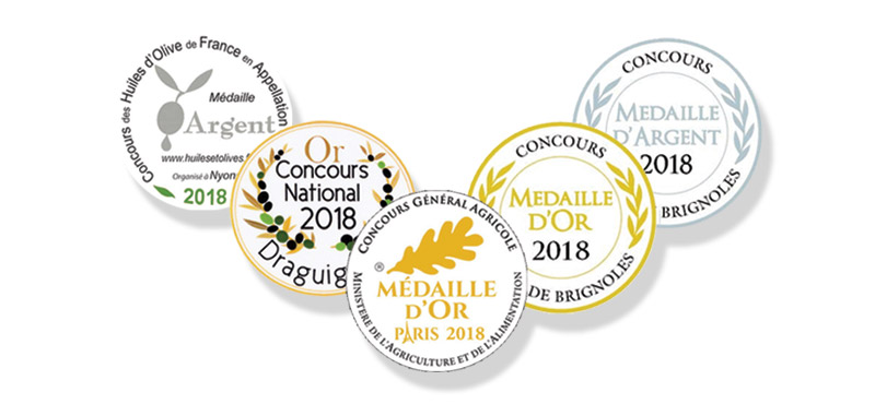 Olive oil Awards - Brignoles 2018