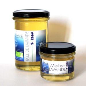 miel de lavande Bio 150-400g - Terres de Bonaventure - Valensole
