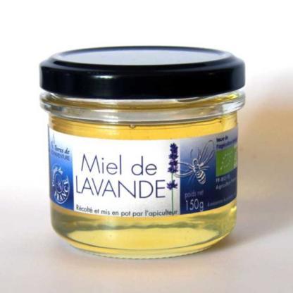 miel de lavande bio 150g de Valensole - Terres de Bonaventure