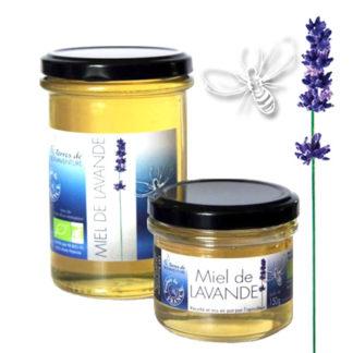 miel de lavande bio de Valensole