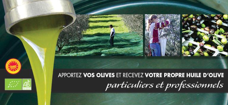 Moulin Bonaventure à huile d'olive à Valensole